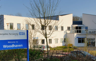 CMMS facility management software at Southern Health NHS Trust