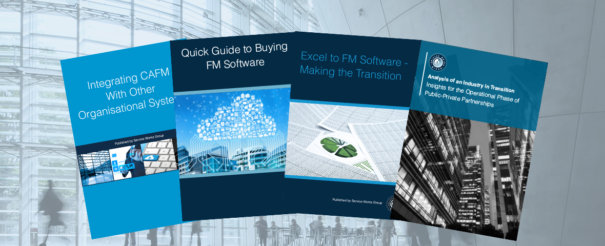FM and PPP industry and software white papers from Service Works Global