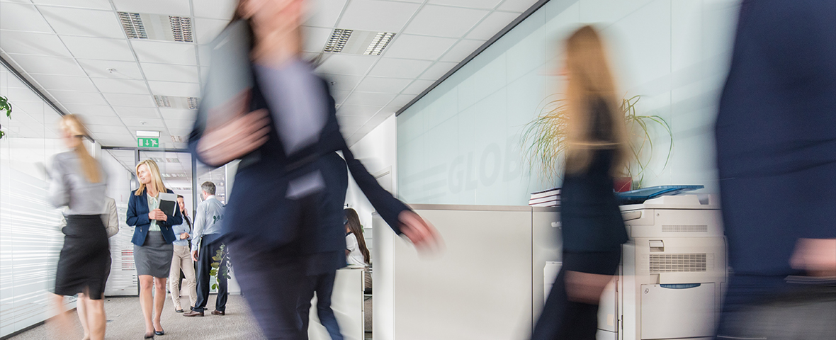 Workplace Productivity - employee and space management