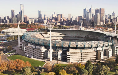 CAFM software at Melbourne Cricket Ground