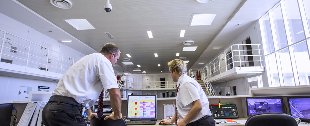 QFM Software adopted at Port Phillip Prison