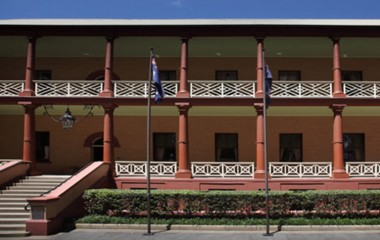 CAFM software from Service Works serves the NSW Parliament