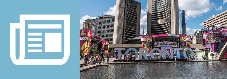 Pan Am Games: How QFM CAFM Software is Used at the Toronto Games