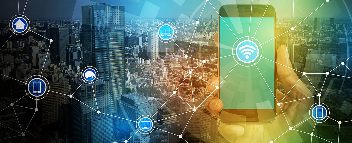 Integrate sensors and IoT (internet of things) technology with CAFM software