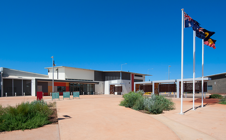 Eastern Goldfields Regional Prison Honeywell Case Study