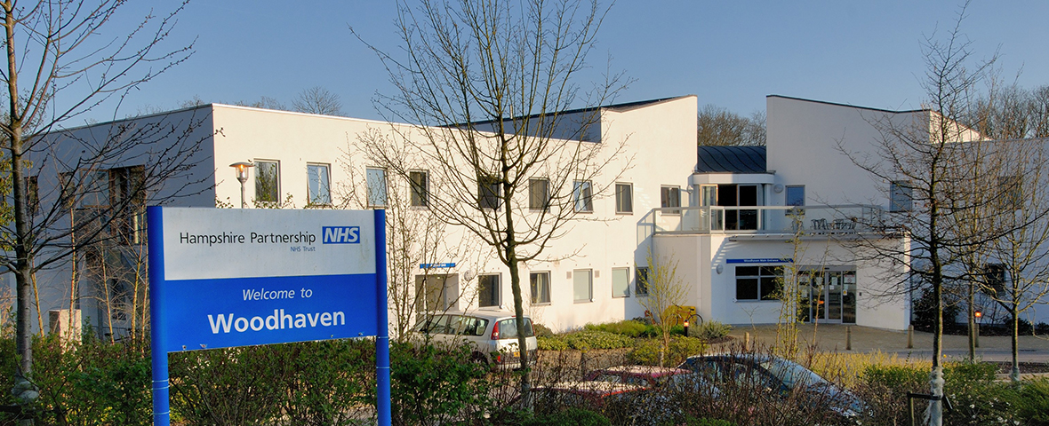 Facility management IWMS QFM software at Southern Health NHS Trust