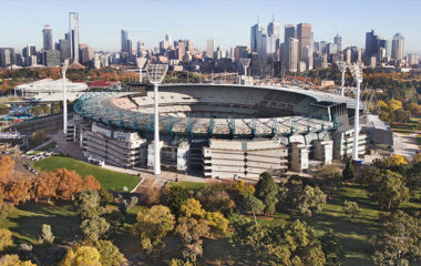 Melbourne Cricket Ground facilities management QFM software