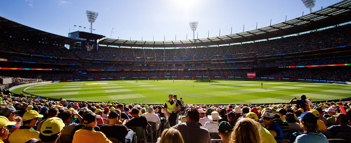 IWMS software at Melbourne Cricket Ground