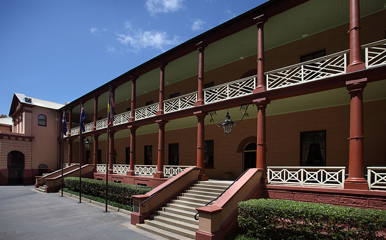 Case Study - how the parliament of New South Wales uses QFM CAFM software