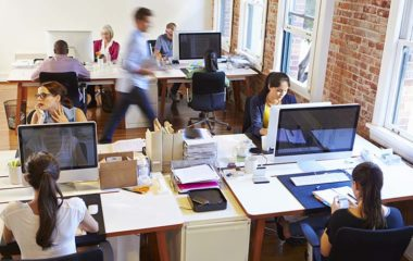Making space for productivity using CAFM software