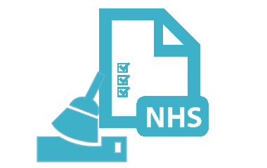 QFM CAFM software - NHS cleaning standards
