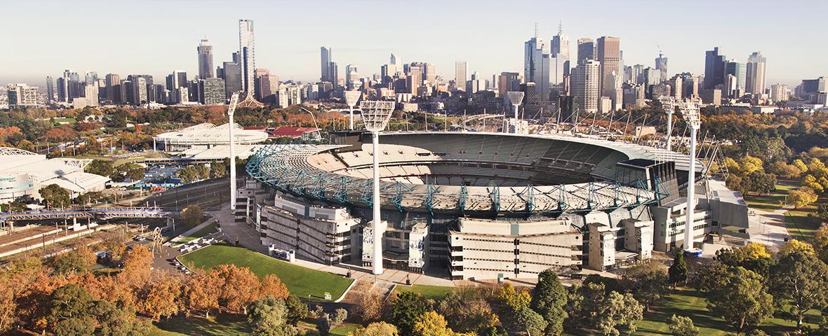 CAFM software at Melbourne Cricket Ground